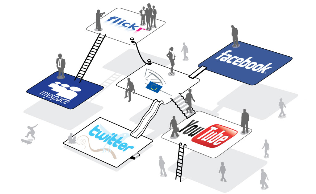 Jejaring Sosial Membuat Pengguna Menjadi Sasaran Empuk Bagi Kejahatan Internet.