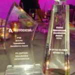 PT Optima solusindo informatika berhasil menerima penghargaan ASEAN and APAC Global Operational Excellence Award