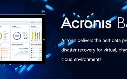 Mengenal Pembaruan Fitur di Acronis Backup Update 2
