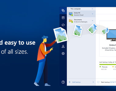 Perbedaan Antara Acronis Backup 12.5 Standard dan Advanced